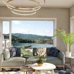 Interiørbilde av stue